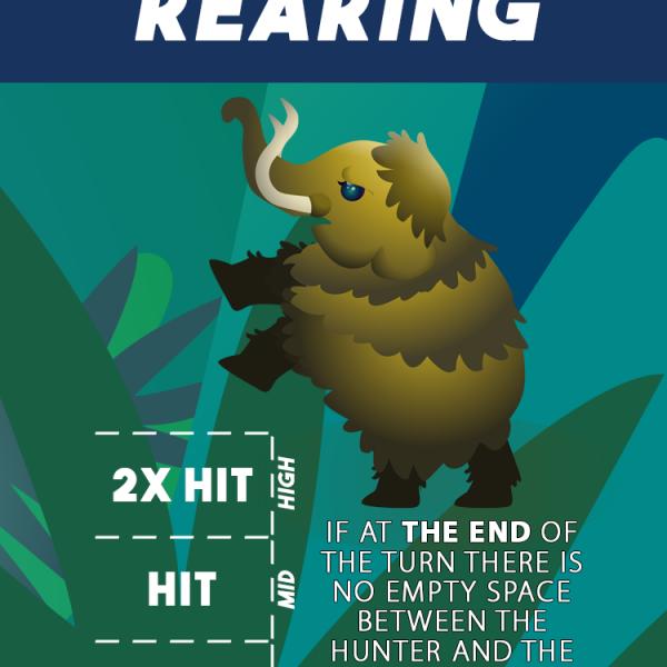 """""""Rearing"""""""